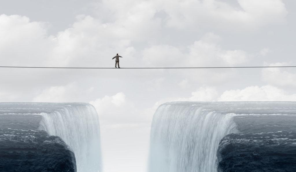 לקיחת סיכונים בדרך להתעשר